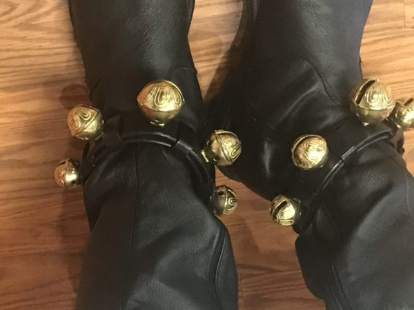 Bells Ankle Wrist Economy Silver Gold