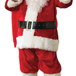 Santa Suit Economy Red Classic Claus